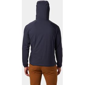 Mountain Hardwear M's Kor Preshell Jacket Dark Zinc